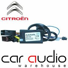 Citroen Picasso 2000-2002 Blaupunkt Car Stereo Steering Wheel Interface Adaptor
