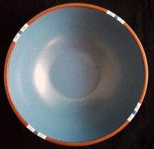"Dansk MESA BLUE Round Vegetable Bowl 8 1/4"" diameter GREAT CONDITION made Japan"