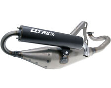 Benelli 49X QuattronoveX Tecnigas Q-Tre Performance Exhaust
