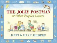 The Jolly Postman or Other People's Letters by Allan Ahlberg 9780670886241