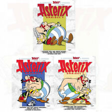 Omnibus Asterix Series 3:9 Titles in 3 Books Vol 7-9  Books Collection Set New