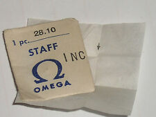 Omega balance staff 28.10 inca 330 340 341 342 343 344 350 351 Unruhwelle 1321