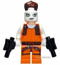 LEGO STAR WARS - MINIFIGURE AURRA SING SET 7930 - ORIGINAL MINIFIGURE
