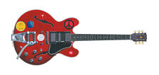 Alvin Lee's Big Red Gibson ES-335 as played at Woodstock Greeting Card, DL size