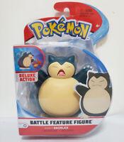 Pokemon GO Monster Snorlax Ronflex Relaxo Kabigon Battle Action Figures Toy 12cm