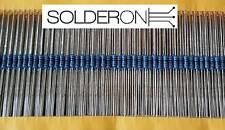 MR25 0.25W 100K Ohm (100K) Metal Film Resistor (25 Pieces)