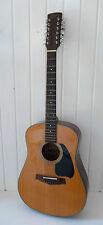 Guitare Vintage  électro Folk  IBANEZ 12 Cordes PERFORMANCE