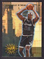 1993-94 Fleer Tower of Power #21 Shaquille O'Neal Orlando Magic