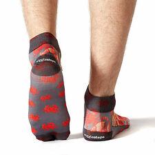 Spezial Herren Sneaker WIGGLESTEPS Funktionssocken (One Size 42/45) - Krebs