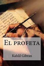 El Profeta by Kahlil Gibran (2016, Paperback)