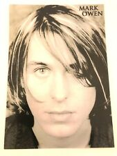 RARE MARK OWEN TAKE THAT POSTCARD FREE UK P&P