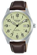 Pulsar Gents Solar Powered Dress Watch - PX3165X1 NEW