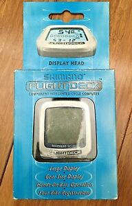 Shimano FlightDeck Flight Deck SC-6502 wireless computer head unit!