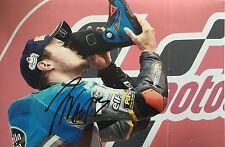 Jack Miller signed Moto GP 12x8 photo Image E UACC AFTAL Registered Dealer