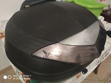 bauletto baule valigia Givi kappa k466 moto o scooter speeds top case monolock