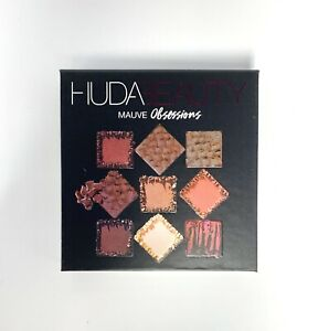 HUDA BEAUTY ~ Mauve Obsessions Eyeshadow Palette, NEW & Authentic