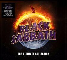 BLACK SABBATH The Ultimate Collection 2CD NEW Digipak Ozzy Osbourne Best Of