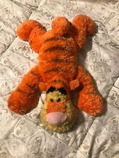 Authentic Disney Store Exclusive Original Plush Tigger Stuffed animal 13� toy