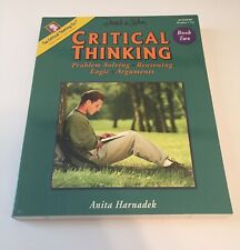 Critical Thinking: Critical Thinking Book 2 : Problem Solving, Reasoning, Logic