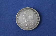 1834 Capped Bust Silver Half Dollar Great Type Coin M1033