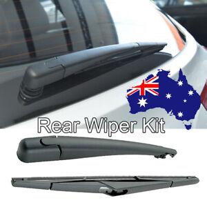 FOR  HOLDEN CAPTIVA 5 CG 09/06-06/18 REAR WINDSCREEN WIPER ARM & BLADE SET KIT