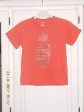 Tee-shirt orange In Extenso 10 ans