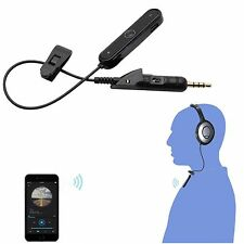 Bluetooth Wireless Receiver Adapter Cable for Boses Headphones QuietComfort QC15