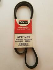 Bando Serpentine Belt 5PK1245 fits Rocky, Stealth. 3000GT, Diamante, Hyu Sonata