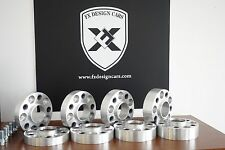 Wheel spacers PCD 5x112 25mm for Mercedes , Audi, VW