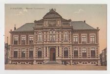 Jemappes,Belgium,Maison Communale,Hainaut Province,c.1909