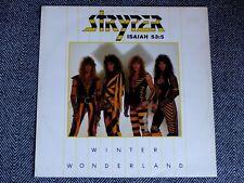 "STRYPER (Isaiah 53:5) - Winter wonderland - 12"" / MAXI 45T"
