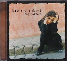 KASEY CHAMBERS - THE CAPTAIN - CD