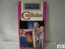 Candleshoe VHS David Niven, Helen Hayes, Jodie Foster