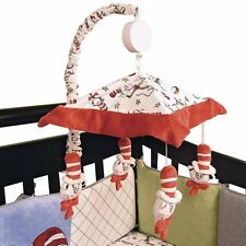 Trend Lab Dr. Seuss Cat in the Hat Crib Mobile, Multicolor
