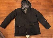 Men's Eddie Bauer Superior Down Jacket Black Large Black Goose Down -20F Quality