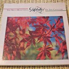 BULK LOT 8 LP SET THE MOST BEAUTIFUL MELODIES OF THE CENTURY '86 ORIG AUST PRESS