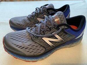 Men's New Balance 1080 Fresh Foam Running Fitness Trainers Size Uk 10