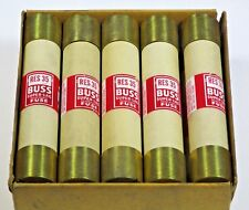 Bussmann RES-35 fuses Time Delay Class H Fuse 600VAC, 10 new in box