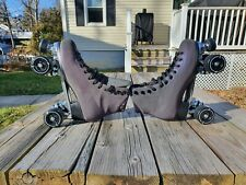 Moonlight Rollers Moon Boot Safety Dance roller skates size 8