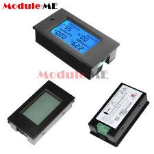 50A DC Digital LCD Power Panel Meter Monitor Power Energy Voltmeter Ammeter S99