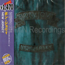 BON JOVI - New Jersey - Japan CD