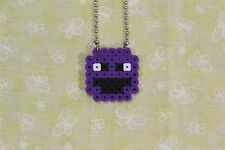 Five Night At Freddy FNAF - Purple Guy Pendant - Necklace
