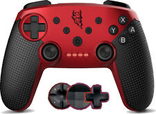 Nintendo SWITCH Controller Trident Pro-S2 Gamepad + Spiel Tiny Troopers XL