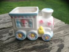 Collectable Train Baby Planter