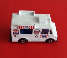 Vintage 1986 Mattel Hot Wheels Good Humor Truck, Blackwalls