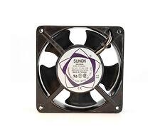Sunon Dp200A-2123Xbt 220V 50/60Hz Box Fan - 2 Pack