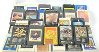Lot of 35 Vintage 8 Track Cassettes Cassette Tapes Merle Haggard Kenny Rogers