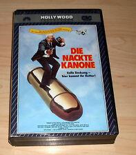 VHS - Die nackte Kanone - Leslie Nielsen - Komödie - Videokassette