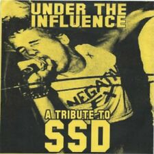 V.A. - Under The Influence, A Tribute To SSD TEN YARD FIGHT TIME FLIES COMMITTED