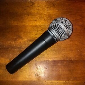 Shure SM58 Dynamisches Gesangsmikrofon